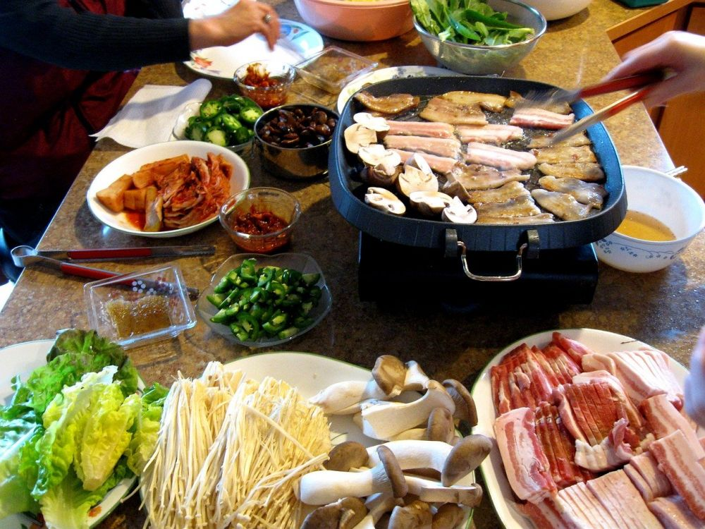 5 Warna dalam Makanan Korea Ini Penuh Filosofi