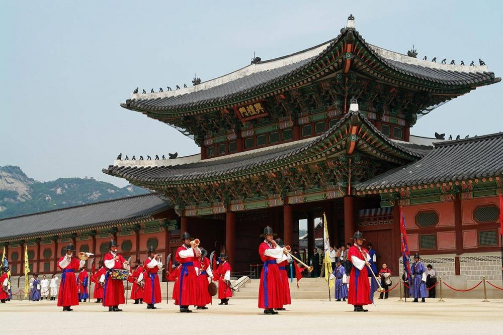 5 Trivia Istana Gyeongbokgung, Sering Dijadikan Tempat Syuting Drakor