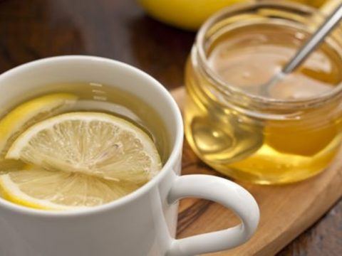 Manfaat Minum Air Lemon Campur Madu