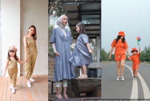 5 Inspirasi Outfit untuk Tampil Kembar Bareng si Kecil, Akrab dan Seru