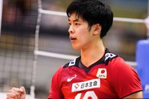 7 Fakta Kento Miyaura, Opposite Timnas Jepang yang Berprestasi